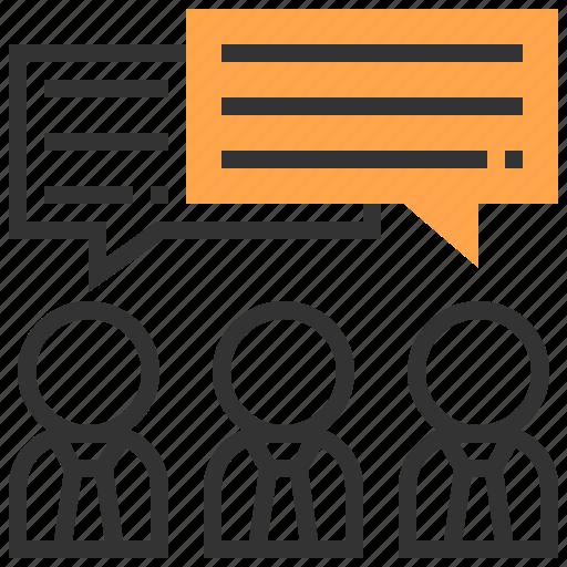 analysis, analytics, brainstorm, business, organization, team, teamwork icon