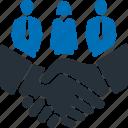 contract, handshake, partnership, agreement, teamwork, deal