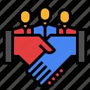 deal, agreement, handshake, cooperate, business, hands, gestures