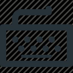 device, input, keyboard, type, writing icon