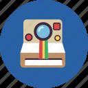camera, instant, photo, photography, polaroid, retro, tech