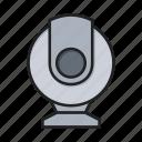 cam, camera, video, webcam