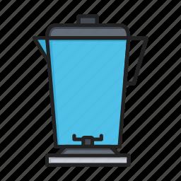 blender, electric, kitchen, mixer icon