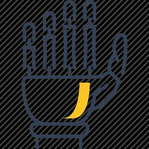 Arm, machine, robot, technique icon - Download on Iconfinder