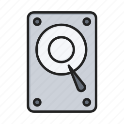 data, hard, hd, storage icon