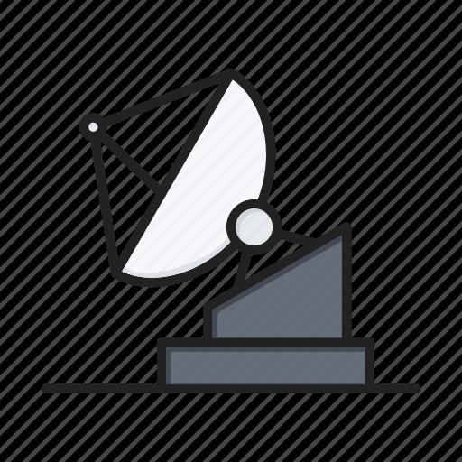 antenna, communication, satellite, sputnik icon