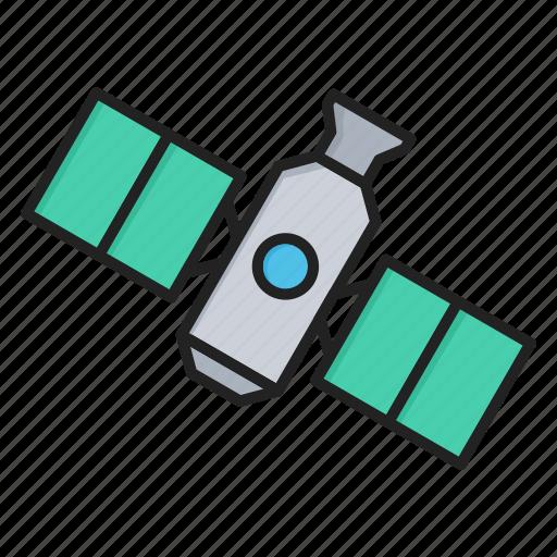 antenna, communication, dish, satellite, space icon