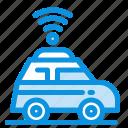car, location, map icon