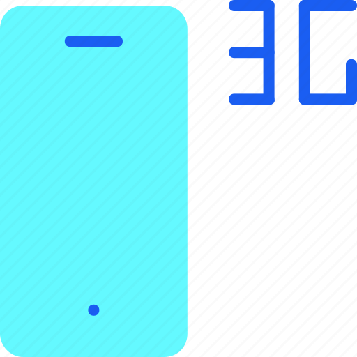 3g, communication, connection, internet, mobile, network, online icon