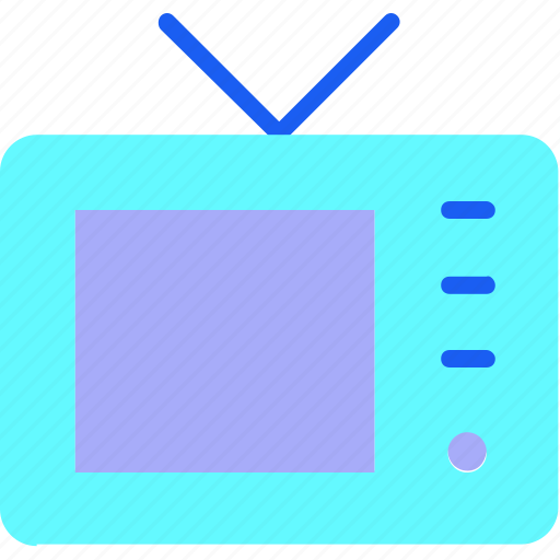 display, electronics, monitor, screen, technology, television, tv icon