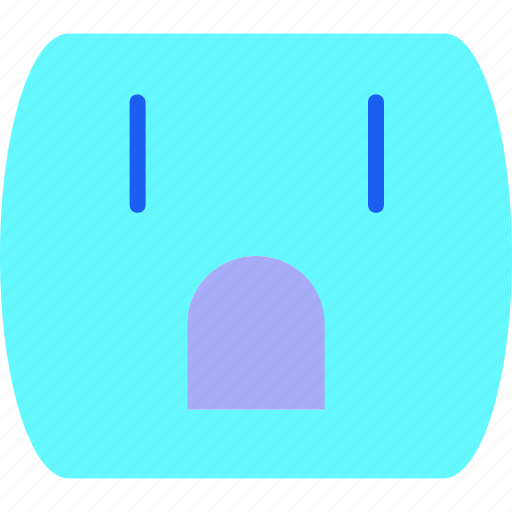 Electric, electricity, electronics, energy, power, socket, technology icon - Download on Iconfinder