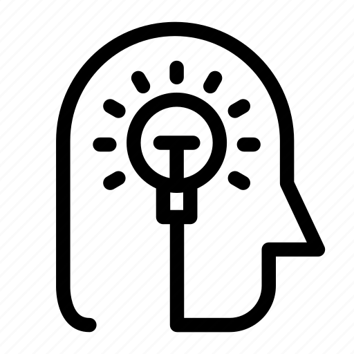 Head, idea, maze, problem, solving icon - Download on Iconfinder