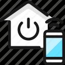 smart, house, power, phone