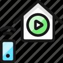 smart, house, play