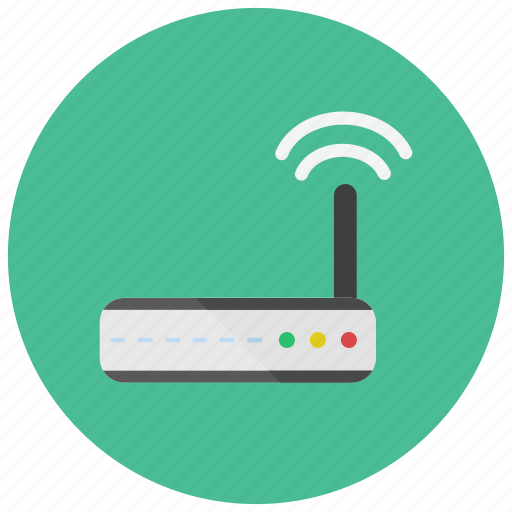 internet, modem, wifi, wireless icon