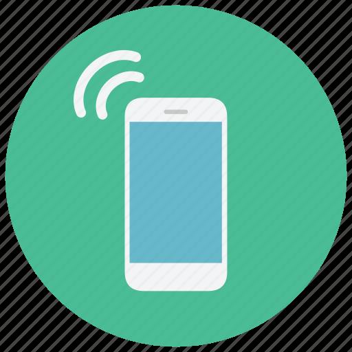 mobile, phone, smartphone, wireless icon