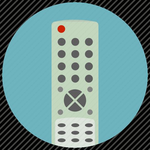 control, device, remote, technology icon