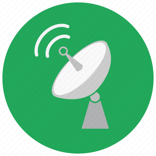 connection, online, satellite, wifi, wireless icon