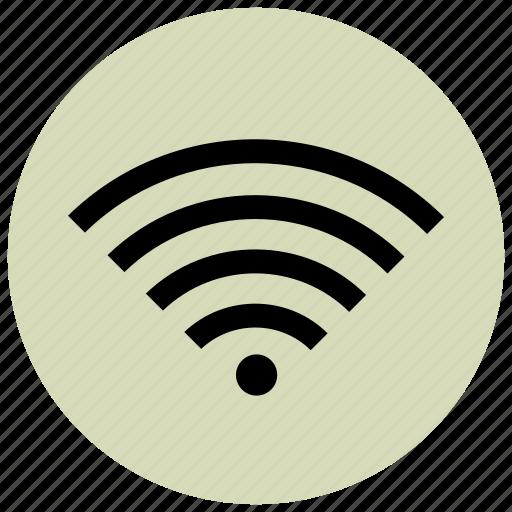 conenction, internet, online, wifi, wireless icon