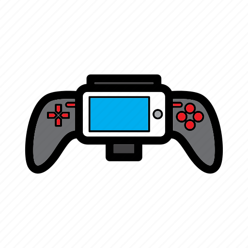 entertainment, game, gamepad, play, technology, wireless icon