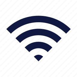 computer, connectivity, digital, future, laptop, modern, wifi icon