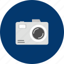 camera, design, digital, modern, object, photography, technology icon