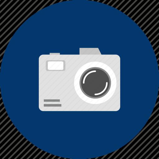 camera, design, digital, modern, object, photography, technology icon