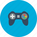 concept, design, gamepad, joystick, modern, object, technology icon