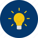 concept, design, energy, idea, lamp, modern, technology icon