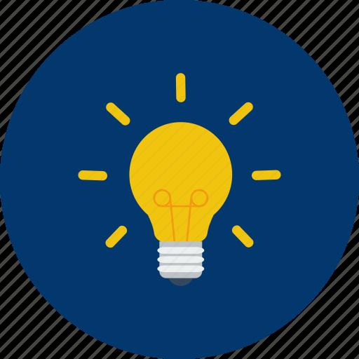 concept, design, energy, idea, lamp, modern, technology icon