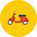 concept, design, modern, motor cycle, technology, transport, travel icon