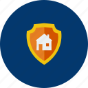 defender, design, home, modern, protection, security, technology icon