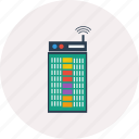 concept, design, internet, modem, modern, router, technology icon