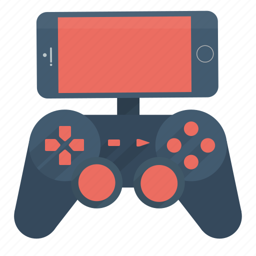 controller, gamepad, gaming, iphone, phone, play, smartphone icon