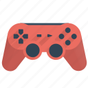 console, gamepad, controller, device, gaming, playstation, technology icon