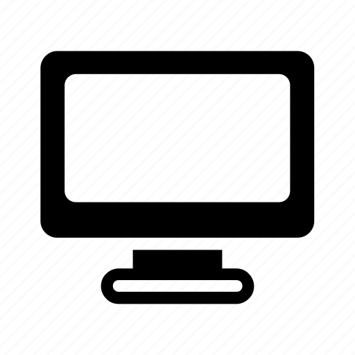 computer, device, internet, laptop, monitor, network, technology icon
