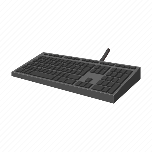 computer, hardware, key, keyboard, letter, pc, tool icon