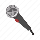 audio, cartoon, mic, microphone, music, musical, studio icon