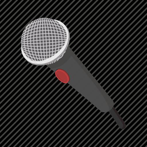 audio, cartoon, mic, microphone, music, musical, studio icon