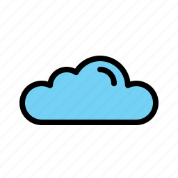 cloud, data, download, storage, technology, upload icon