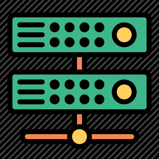 base, data, database, server, technology icon