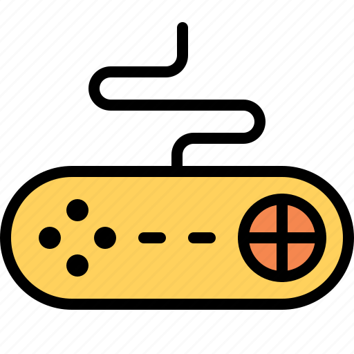 console, controller, game, nintendo, technology, video icon