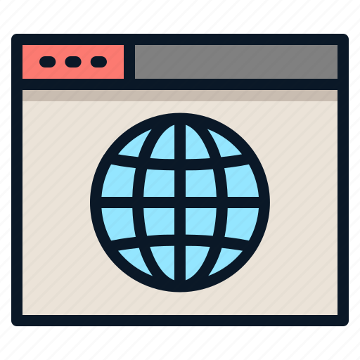 dasboard, data, desktop, network icon