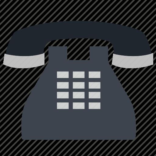 call, communication, device, minimalistic, phone, plain, subtle, tech, technology, telephone icon