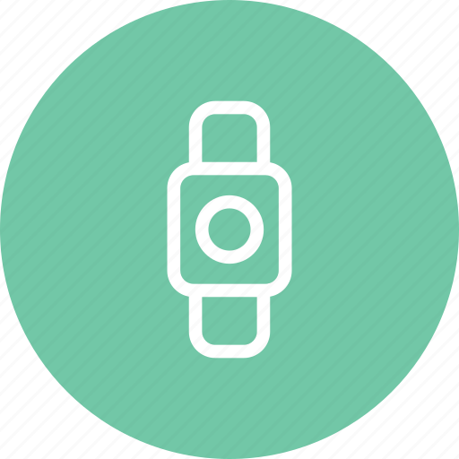 iwatch, smart watch, watch, wearable icon