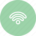communication, network, wifi, wireless, wireless network icon