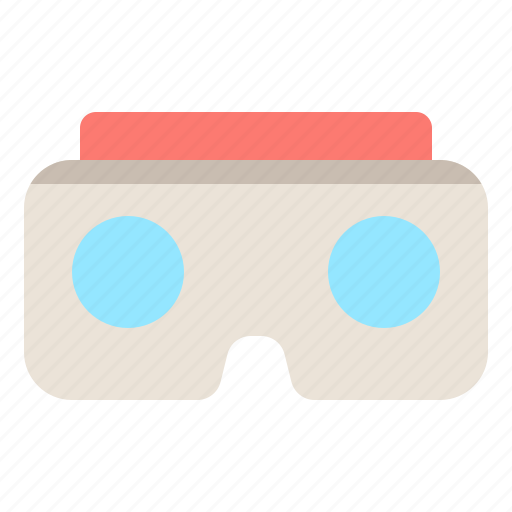 device, google, technology, vr icon