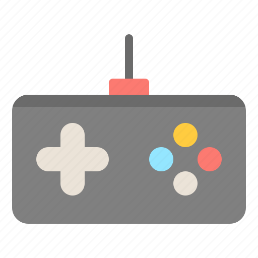 controller, device, game, technology icon
