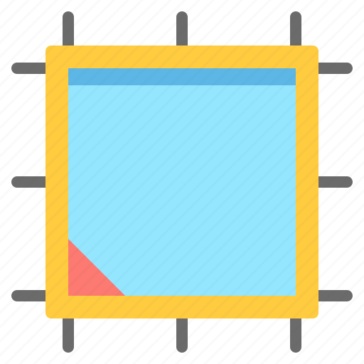 core, cpu, processor, technology icon
