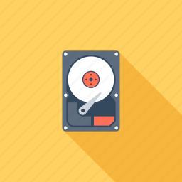 data, disk, drive, hard, hardware, hdd, storage icon